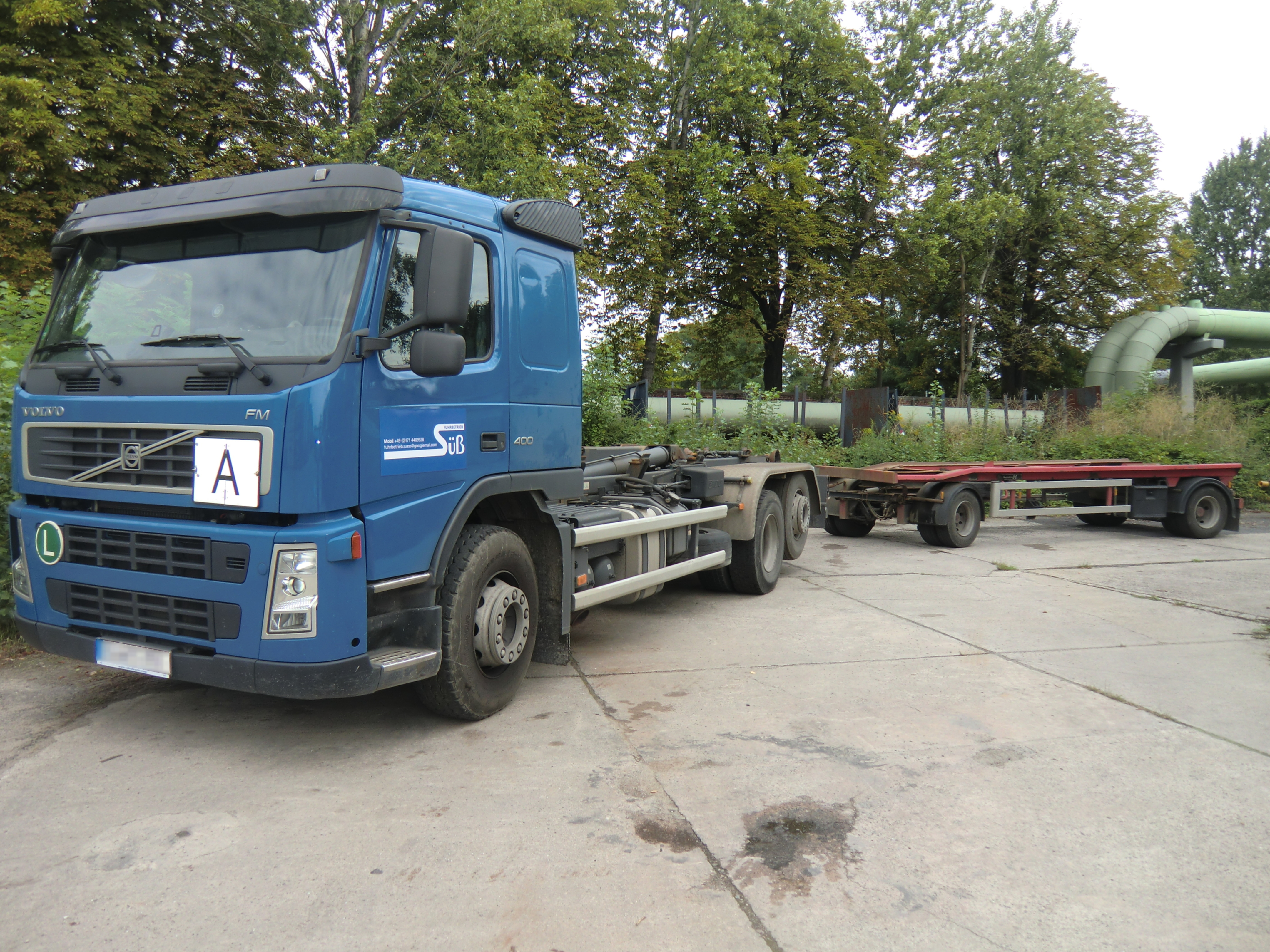 Abrollcontainerzug1